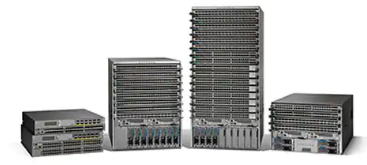 Cisco partner switches